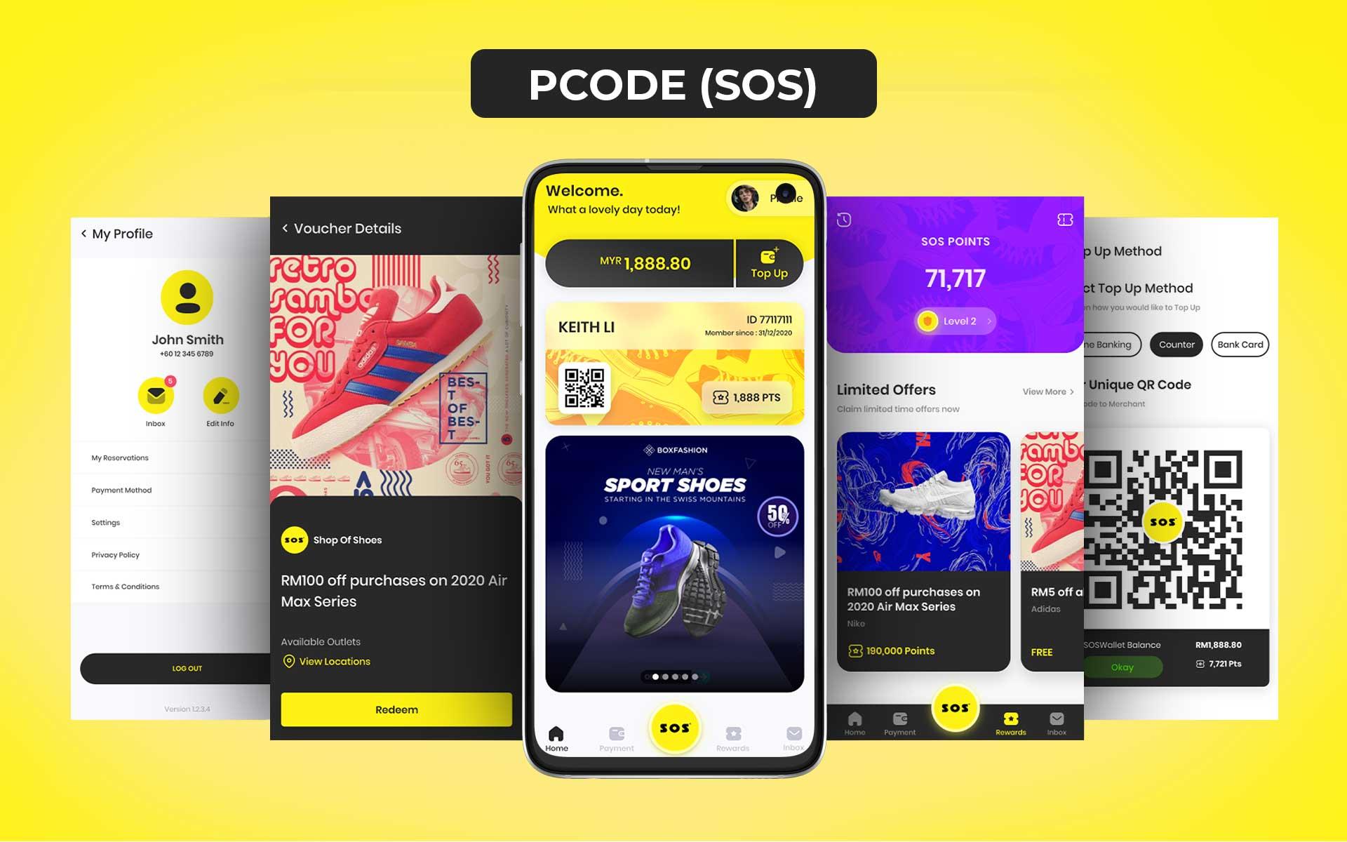 PCODE-SOS